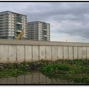 Flood wall protection