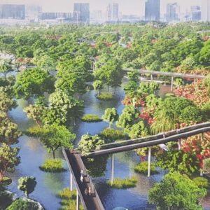 TPC is accelerating the Benjakitti Queen Park