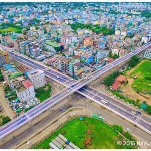 Bayint Naung Double Layered Flyover