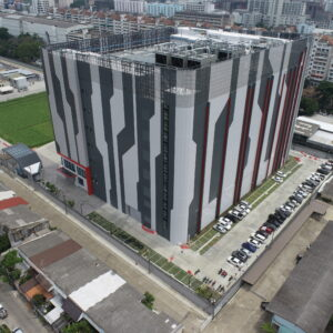 TPC's one of façade project is handover successfully