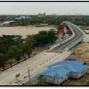Nga Moe Yeik Bridge (River Crossing)